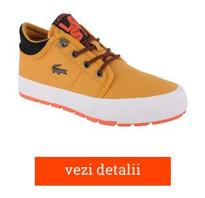 Pantofi sport Lacoste Chukka Trek TCS SCM TAN