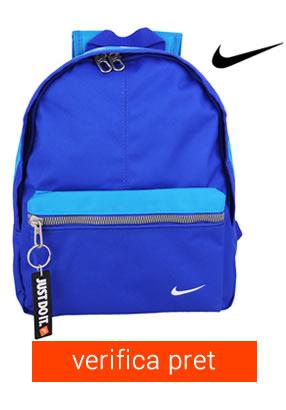 ghiozdan Nike albastru pentru baieti (copii)