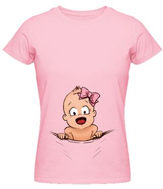 tricouri pentru gravide (fetite)