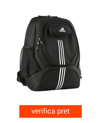 Ghiozdan Adidas Unisex Negru