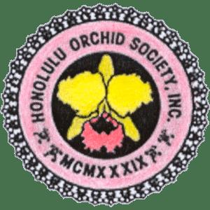 Honolulu Orchid Society logo