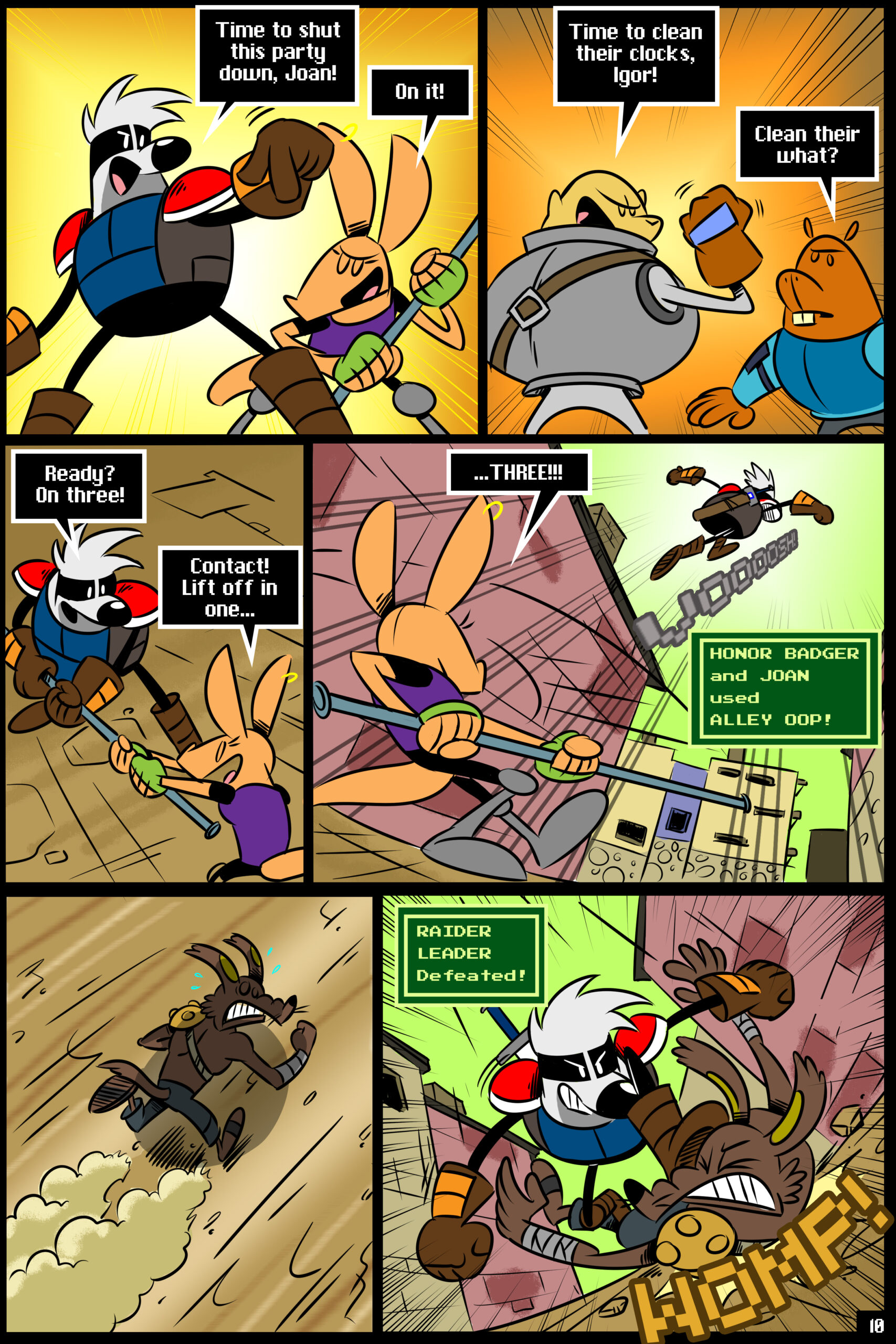 Honor Badger PH p10