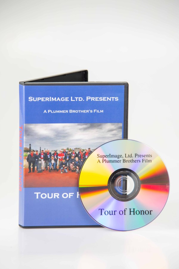 Tour of Honor DVD