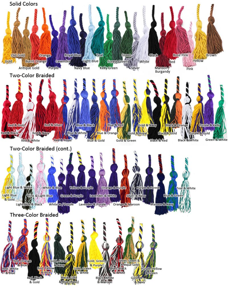 graduation gowns colors meaning | Coloringsite.co