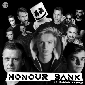 Spotify Playlist THE HONOUR BANK