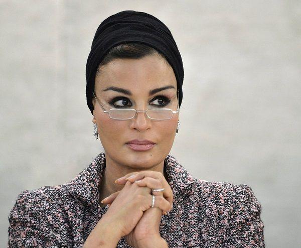 Mozah Bint Nasser Of Qatar