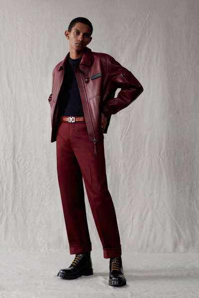 Discover Salvatore Ferragamo Pre-fall 2020 collection designed by Charlie Andrew.