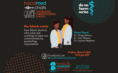 The Black Coats: How Black Doctors Are Working to Save Our Communities