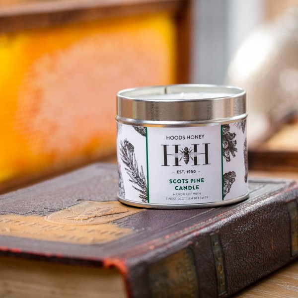 Scots Pine Candle