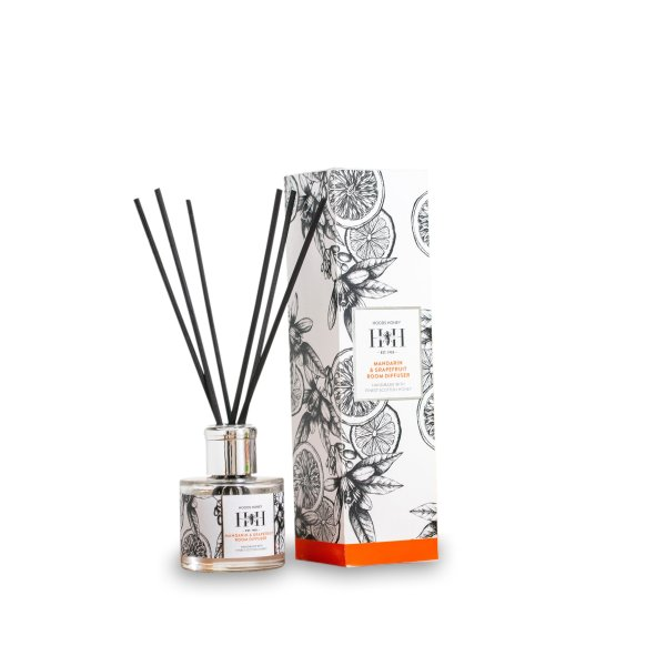 Mandarin & Grapefruit Room Diffuser