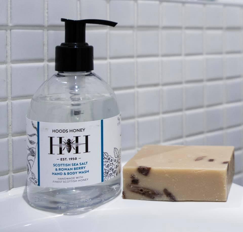 Handwash and Soap
