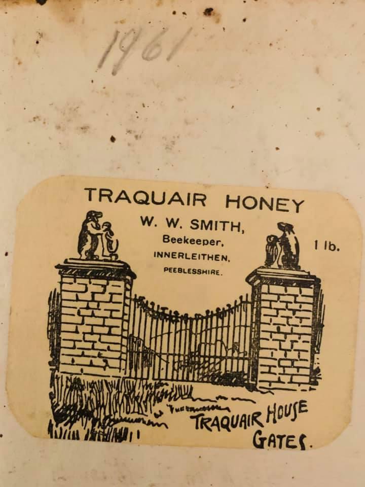 Traquair House Gates