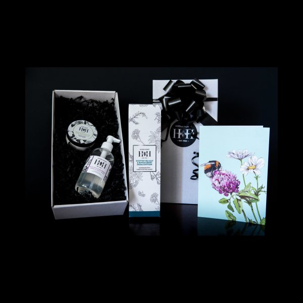 Gift Box A - The Pamper