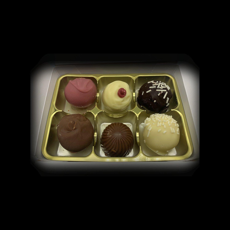 Box of 6 Chocolates
