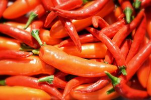 At least these red, hot, chilli peppers won't start putting out garbage music after a few records.