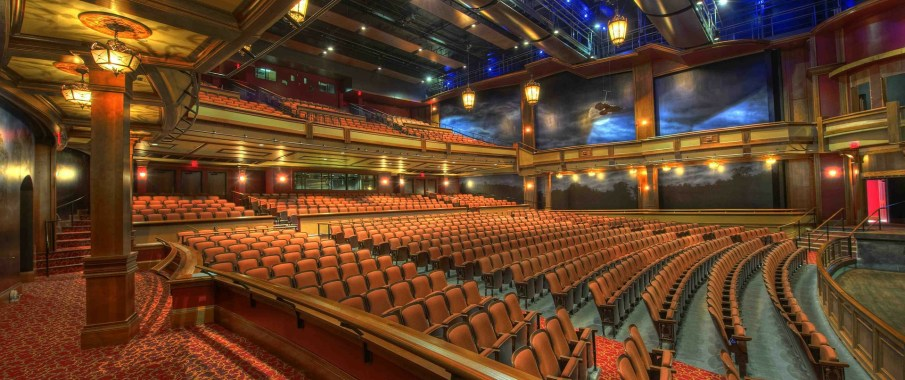 If you've seen one university auditorium, you've basically seen them all.