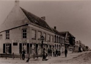 Dorpsstraat hoek