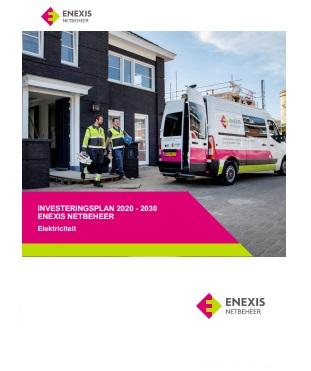 Investeringsplan Enexis 2020-2030