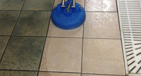 How to Clean Floor Tile Grout   Hook Cleaning Services TILE AND GROUT CLEANING