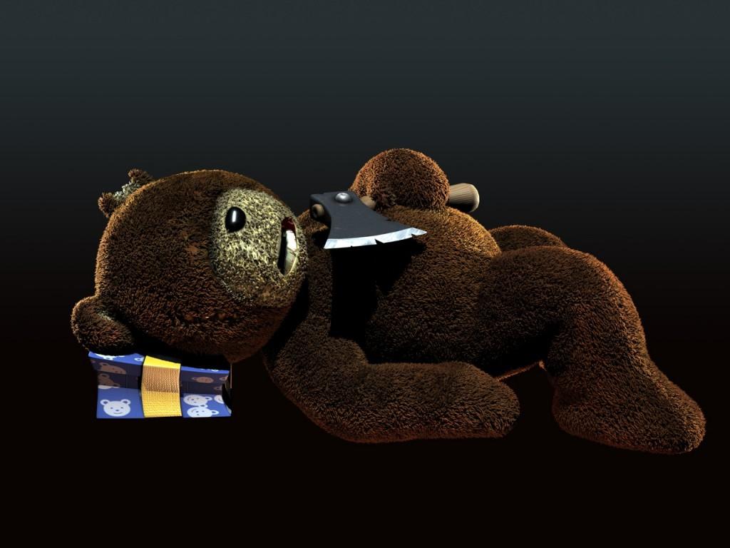 Naughty Bear Screenshots Hooked Gamers