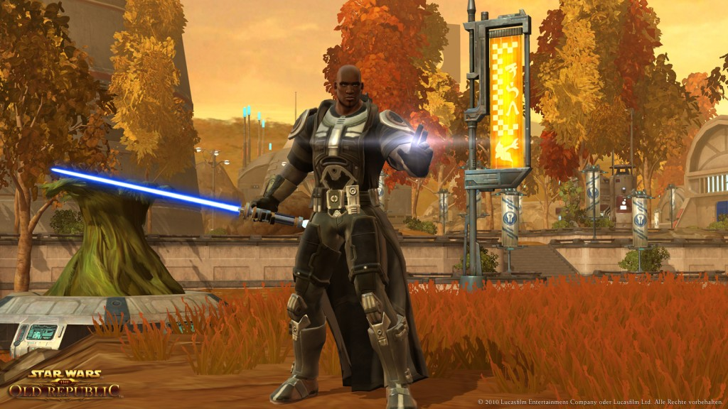 Star Wars: The Old Republic screenshots | Hooked Gamers