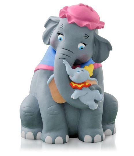 2014 Baby Mine Dumbo Hallmark Ornament Hooked On Hallmark Ornaments