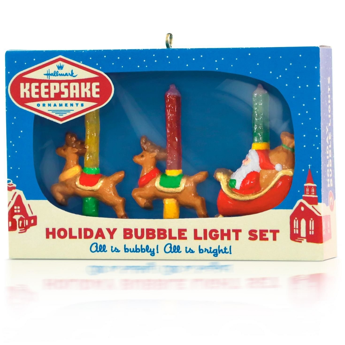 Bubble Lights Hallmark Keepsake Ornament
