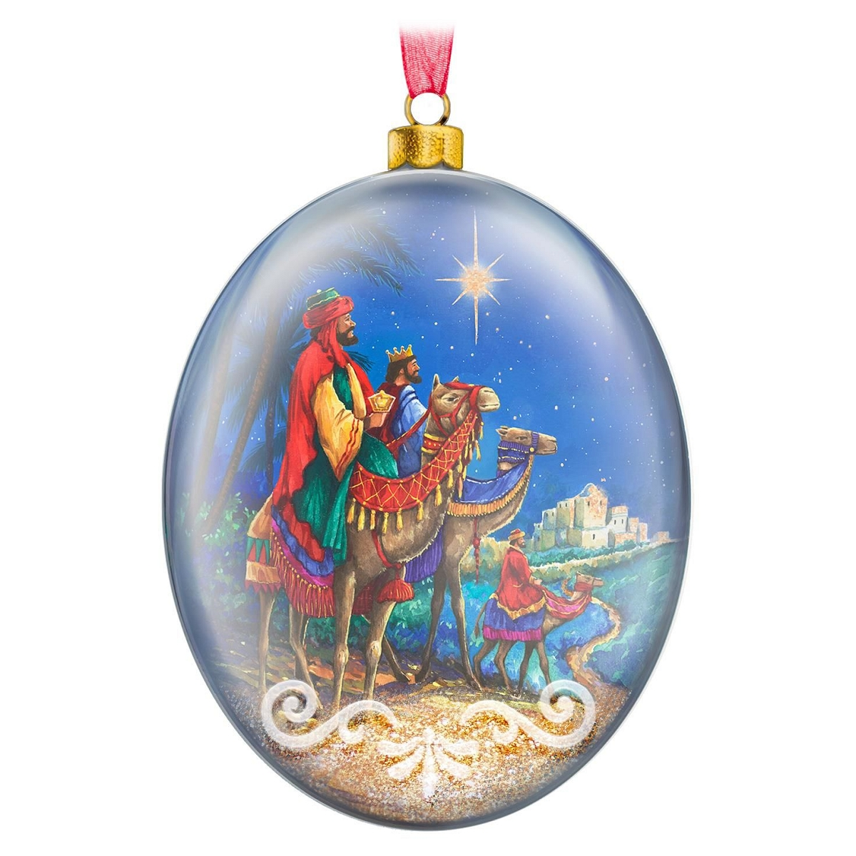 Wish List Hallmark Ornaments 2017