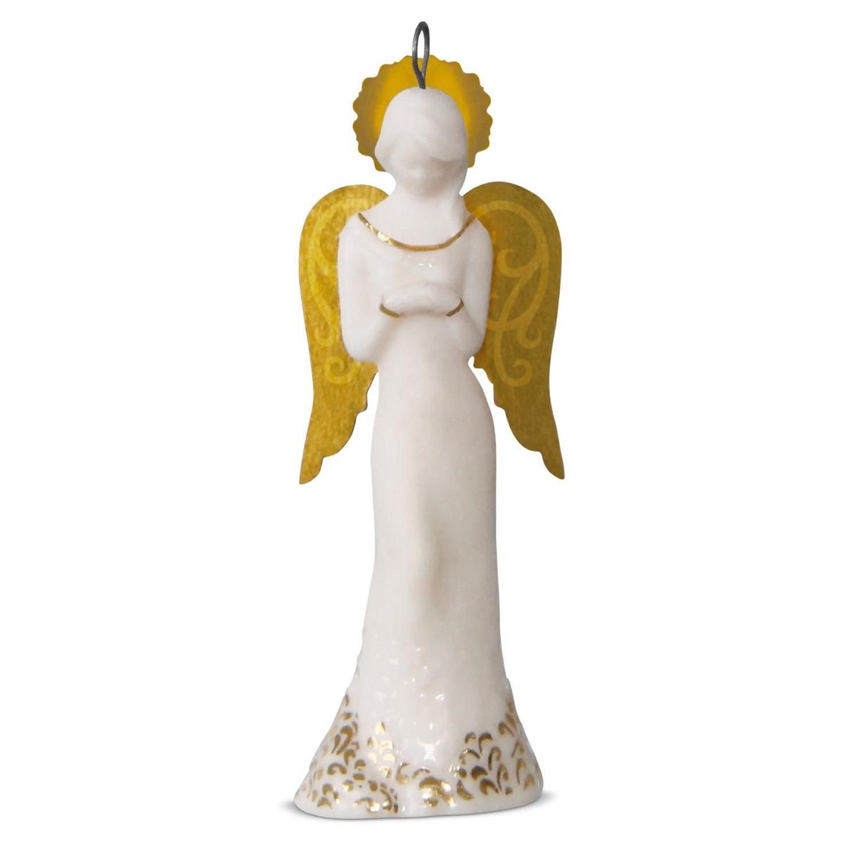 2016 Guardian Angel Hallmark Keepsake MIniature Ornament