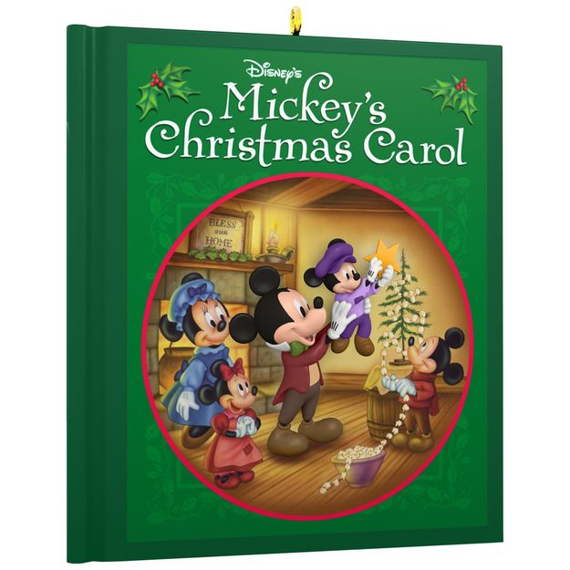 Christmas Carol Mickeys Mickey