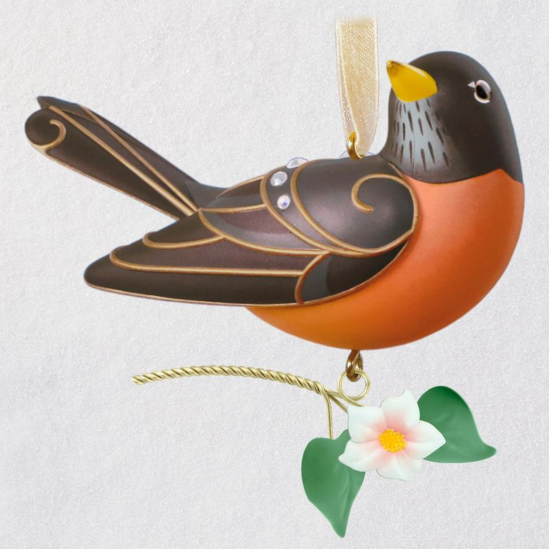 Ornaments Hallmark Bird