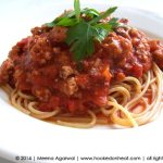 Quick & Easy Meat Sauce