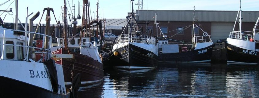 Vessel Losses in Commercial Fishing
