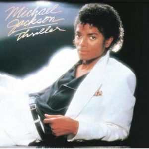 Michael Jackson - Thriller cover