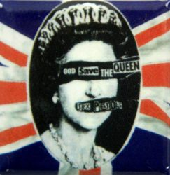 God Save the Queen - The Sex Pistols
