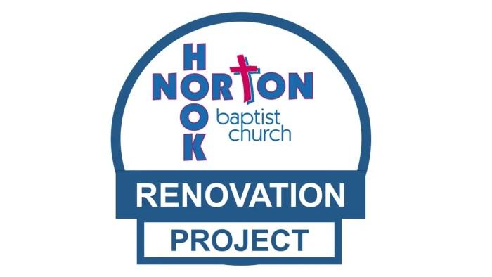 Chapel Renovation Project logo