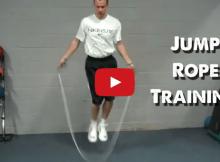Basketball Jump Rope Workout