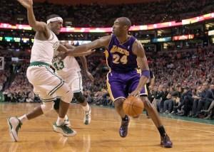 Kobe on Offense