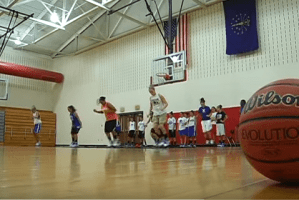basketball agility drills video