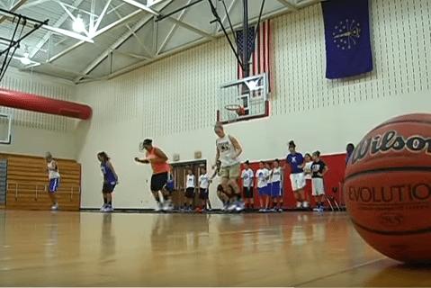 basketball agility drills video