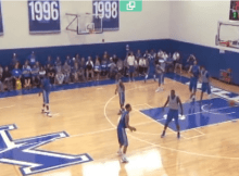 Kentucky Transition Defense Drill