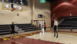 validation shooting drill