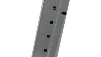 Metalform 1911  45 ACP 8rd Magazine Full Size Stainless