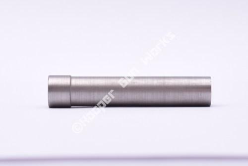"""HGWHD6RevSS 6"""" HGW Heavy Duty 1911 Reverse Plug Stainless Steel"""