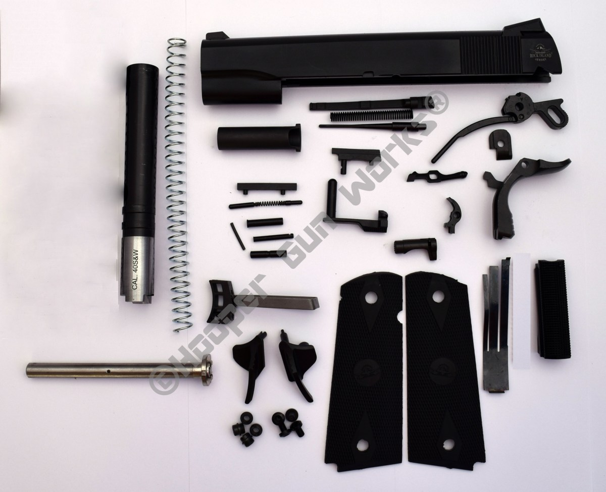 Rock Island Armory   Full Size Tactical Builders Kit