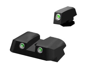 Hiviz Glock Tritium Nitesight Set GLN129