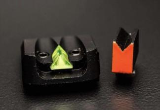 Delta 1 Sights for Glock