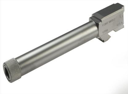 LWD Barrel M/17 9mm Threaded 1/2 x 28