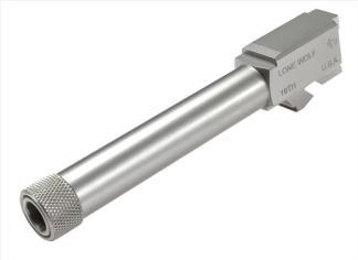 LWD Barrel M/19 9mm Threaded 1/2 x 28