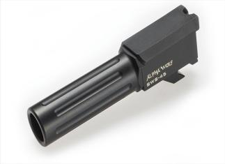 AlphaWolf Barrel For M&P Shield .45 ACP Stock Length